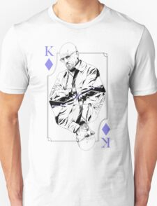 King of Blue Diamonds T-Shirt