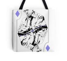 King of Blue Diamonds Tote Bag