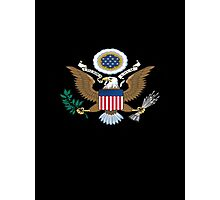 Great Seal of America Photographic Print