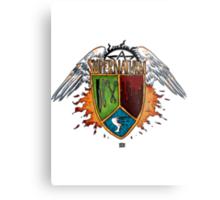 Supernatural Coat of Arms #1 Metal Print