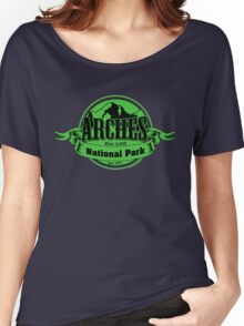 Arches National Park, Utah Women's Relaxed Fit T-Shirt