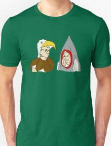 Eagle vs. Shark T-Shirt