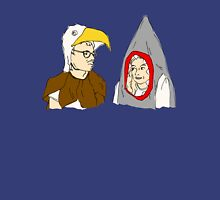 Eagle vs. Shark Unisex T-Shirt