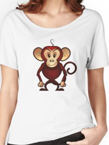Monkey Madness Women's Relaxed Fit T-Shirt