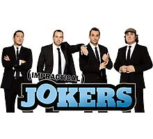 Impractical Jokers Forever 2.0 Photographic Print