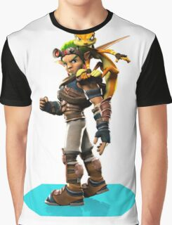 Jak and Daxter Graphic T-Shirt