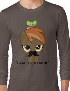 I am the Stache Long Sleeve T-Shirt