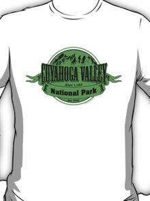 Cuyahoga Valley National Park, Ohio T-Shirt