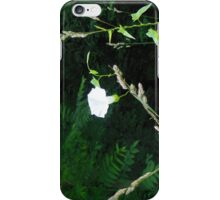 Glory in Weeds iPhone Case/Skin
