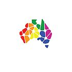 Gay Marriage Rights Australia (Rainbow Coloured Logo) - iPhone by Australian Marriage Equality