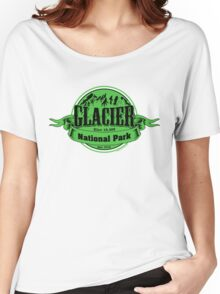 Glacier National Park, Montana Women's Relaxed Fit T-Shirt