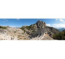 Termessos Theatre Photographic Print