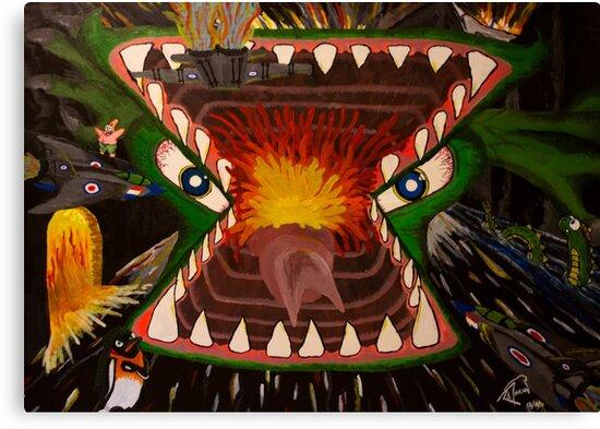 Painting 1978+33 by Ruairidh Duncan