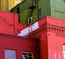 Colors of the Brewery by Sue Morgan