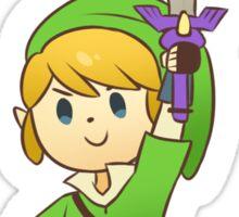 skyward sword Sticker