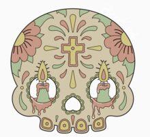 Bone Kandi - The Light /dark/ Baby Tee