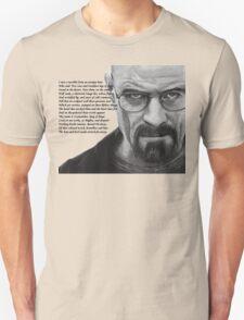 Breaking Bad - Walt Ozymandias T-Shirt