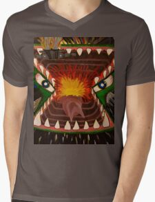 Painting 1978+33 Mens V-Neck T-Shirt