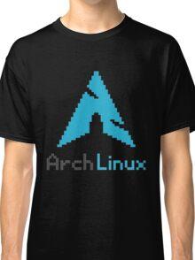 Pixelated ArchLinux Classic T-Shirt