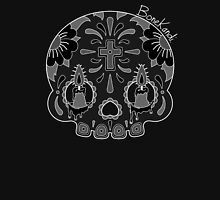 Bone Kandi - The Light B&W Mens V-Neck T-Shirt