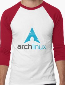 ArchLinux Men's Baseball ¾ T-Shirt