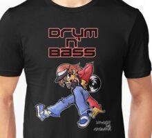 Drum N Bass Unisex T-Shirt