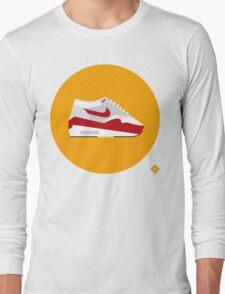 AM1 HOA Red Long Sleeve T-Shirt