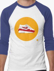 AM1 HOA Red Men's Baseball ¾ T-Shirt