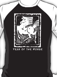 Year of The Horse T-Shirt