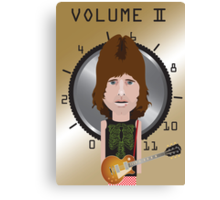 This Is Spinal Tap. Nigel Tufnel. Canvas Print