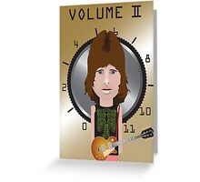 This Is Spinal Tap. Nigel Tufnel. Greeting Card