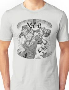 Double Rocket Punch!! T-Shirt