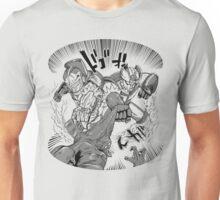 Double Rocket Punch!! Unisex T-Shirt