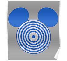 Grid Mouse 1.0 Poster
