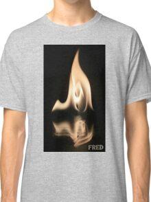 Fire on Glass - FredPereiraStudios.com_Page_11 Classic T-Shirt