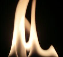 Fire on Glass - FredPereiraStudios.com_Page_12 Sticker