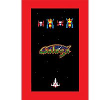 Galaga!  Photographic Print