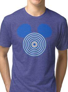 Grid Mouse 1.0 Tri-blend T-Shirt