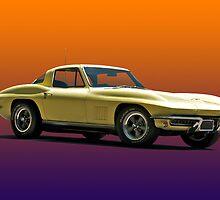 1967 Corvette Stingray by DaveKoontz