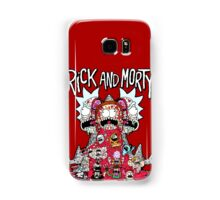 Rick And Morty Zombie Samsung Galaxy Case/Skin