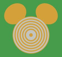Grid Mouse 1.0 (Clu Variant) Baby Tee