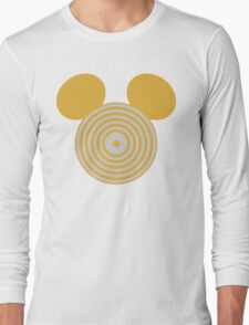 Grid Mouse 1.0 (Clu Variant) Long Sleeve T-Shirt