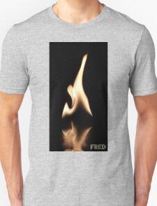 Fire on Glass - FredPereiraStudios.com_Page_24 Unisex T-Shirt