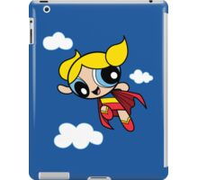 The Day Is Saved iPad Case/Skin
