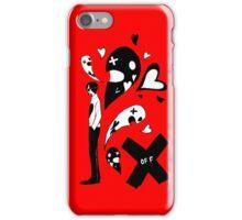 OFF yea iPhone Case/Skin