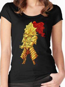 Scissors Women's Fitted Scoop T-Shirt