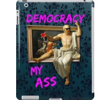 The Death (?) of Socrates iPad Case/Skin