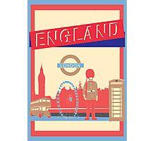 London England UK Photographic Print