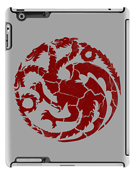 House Targaryen Worn Grey by Greg Brooks