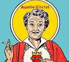 Auntie-Christ by Ghost-Milk